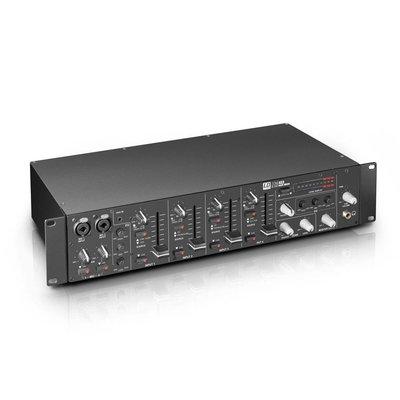 LD Systems Zone423 4-kanaals zone mixer