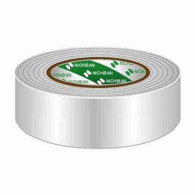 Nichiban Gaffa tape rol 38mm 25m wit