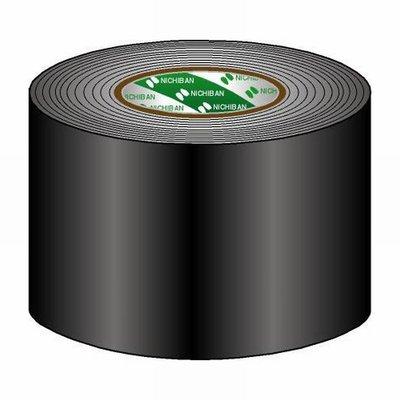 Nichiban Gaffa tape rol 150mm 50m zwart