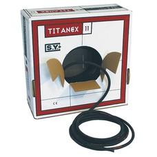 Titanex Neopreen stroomkabel 5x4mm prijs per meter