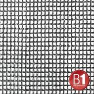 Adam Hall Gaasdoek 201 zwart 5 x 6m
