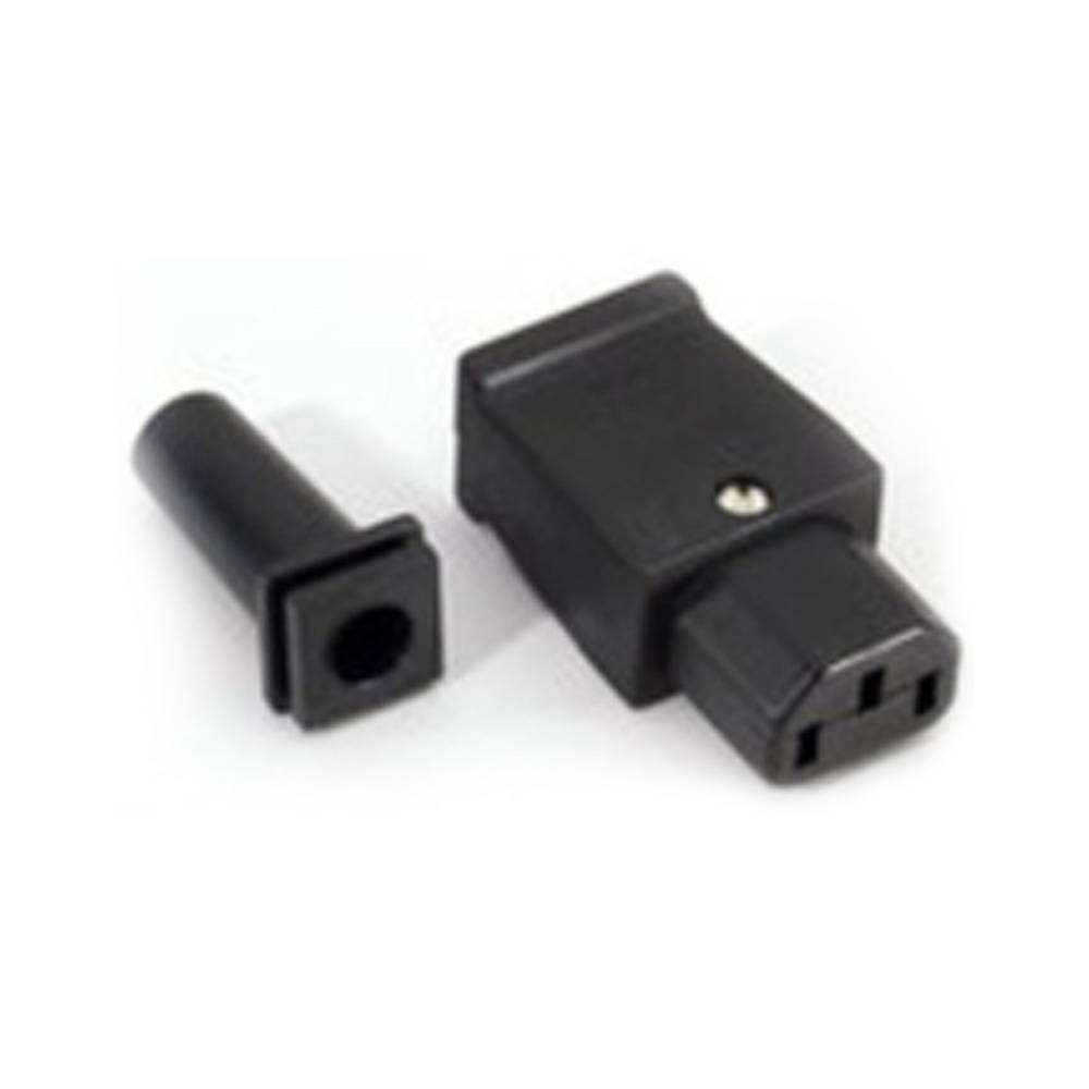 Image of Adam Hall IEC Euro connector female