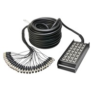 Adam Hall K28C30 24/4 multikabel 30m