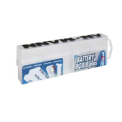 Adam Hall Batterijenbox Big