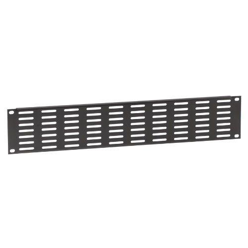 Image of Adam Hall Ventilatiepaneel 2 HE horizontale slots