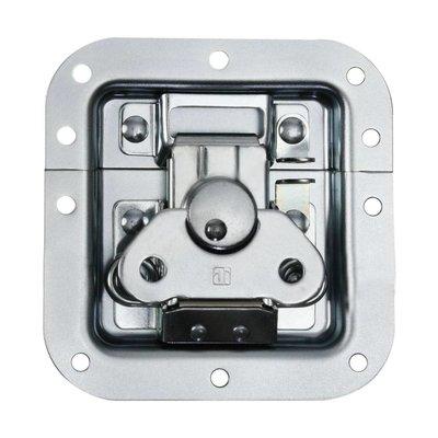 Adam Hall 17285P Medium inbouw vlinderslot 9mm diep