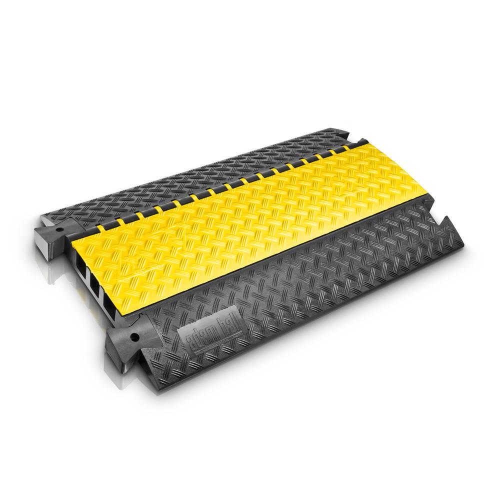 Image of Defender III kabelbrug geel