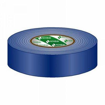 Nichiban Gaffa tape rol 38mm 50m blauw