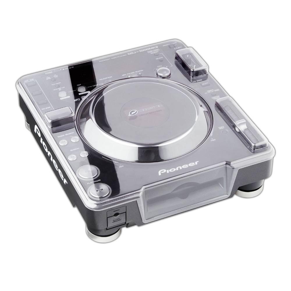 Image of Decksaver Stofkap voor Pioneer CDJ-1000