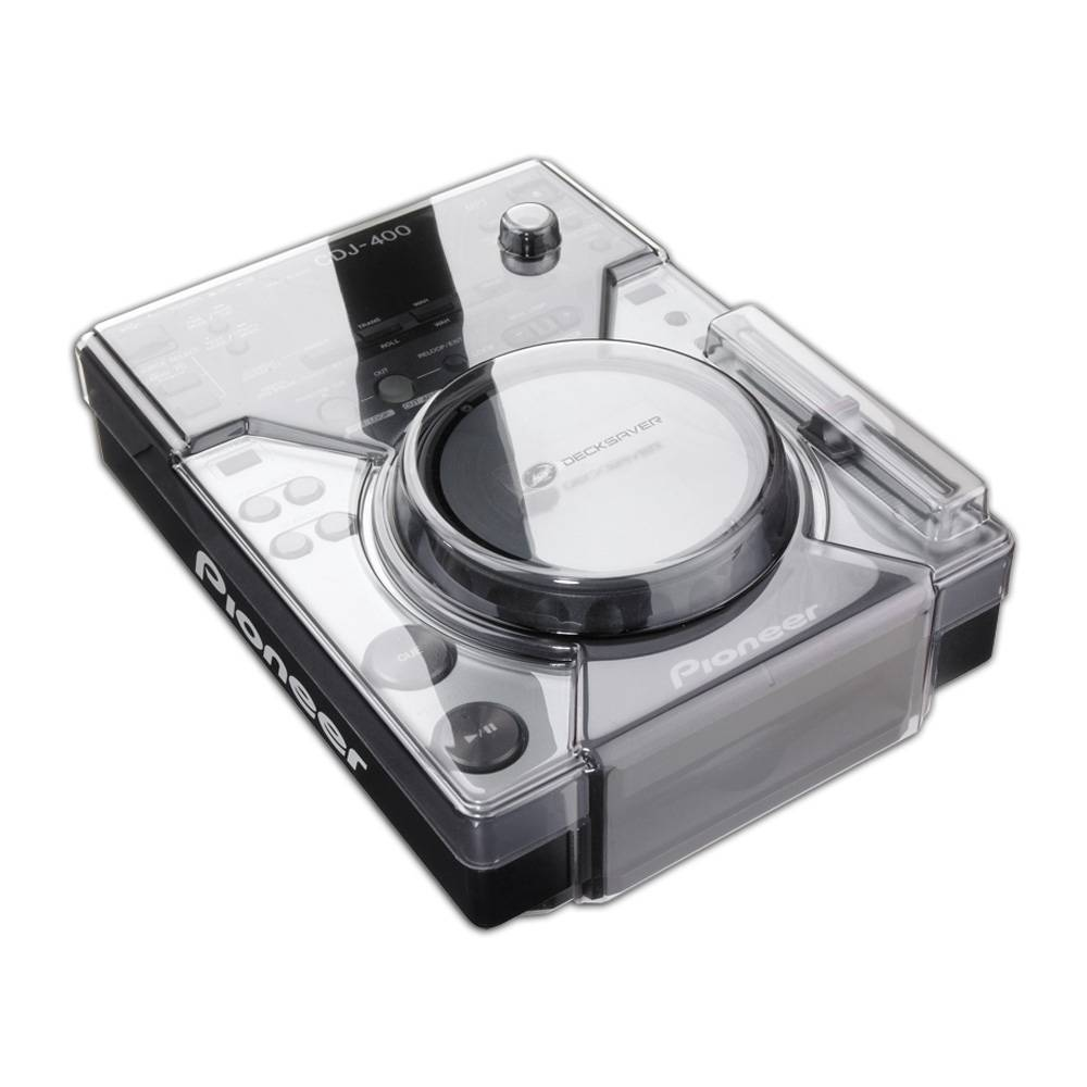 Image of Decksaver Pioneer CDJ 400 Protective Cover