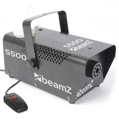 Beamz S500 Rookmachine 500W