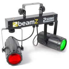 Beamz 2-Some lichtset 2x57 RGBW LEDs
