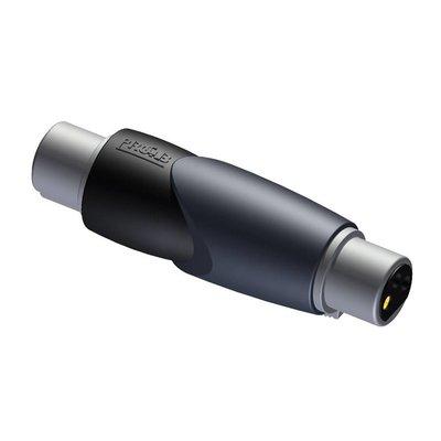 Procab CLP145 XLR female naar XLR female adapter