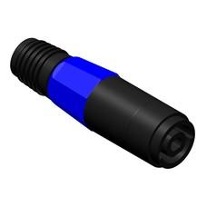 Procab VCL4MC 4-Polige luidspreker contrastekker