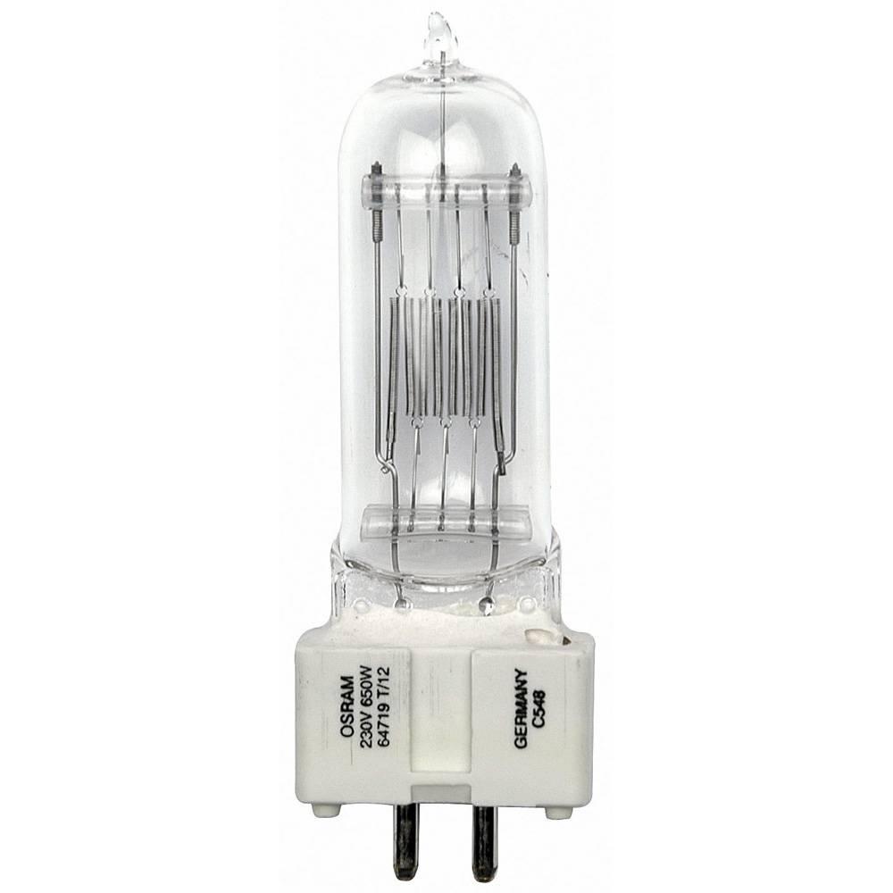 Osram GX9.5 230V-650W 64719 T12 lamp