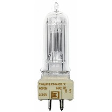 Philips GY9.5 230V/650W T27 6823P lamp