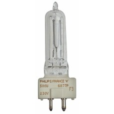 Philips GY9.5 230V/500W M40 6877P lamp