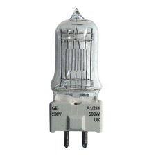 GE GY9.5 230V/500W A1/244 lamp