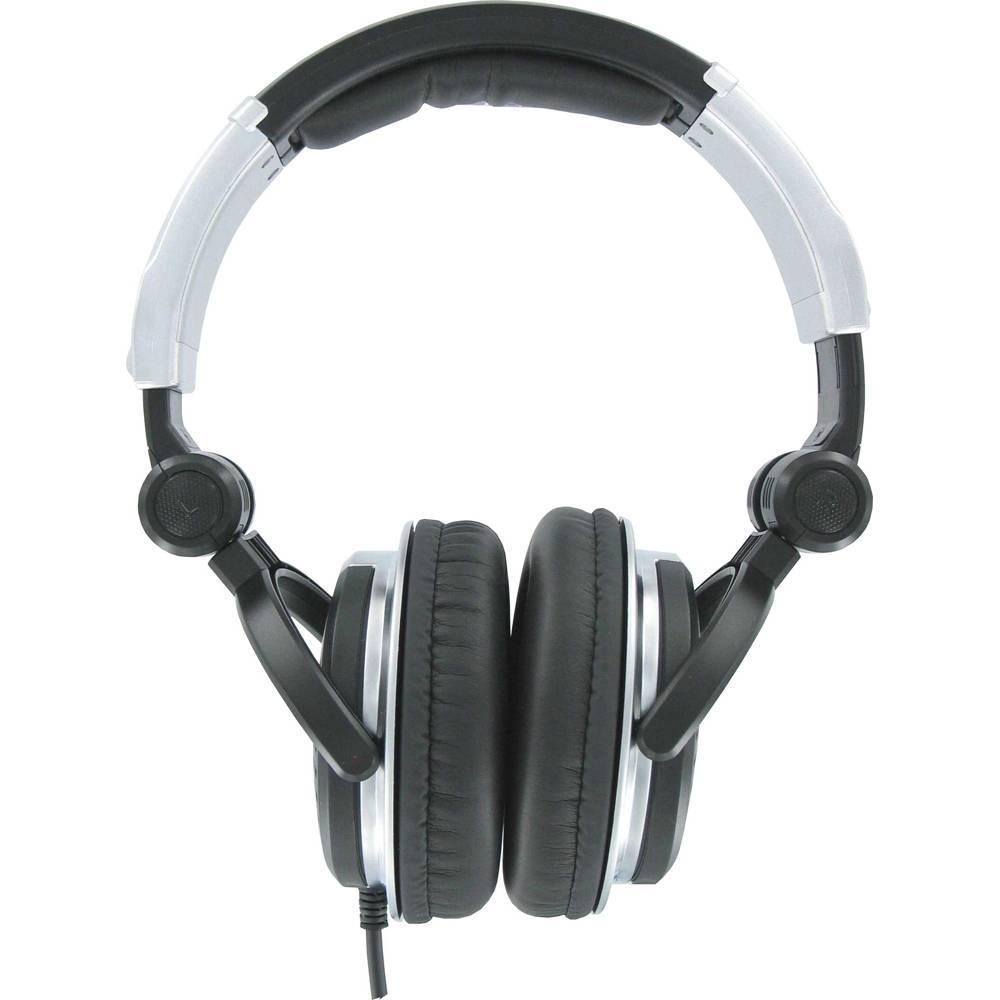Image of JB Systems HP-2000 Professionele DJ hoofdtelefoon