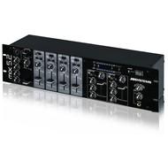 """JB Systems MIX 5.2 19"""" zone mixer"""