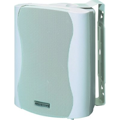 JB Systems K-80/White Compacte luidspreker 85W (per set)