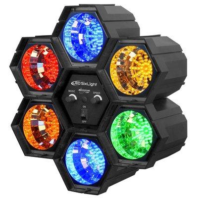 JB Systems LED Sixlight lichteffect