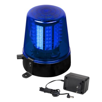 JB Systems Blauw LED zwaailicht
