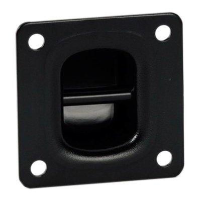 Adam Hall 5710 D-Ring Ophangbeugel zwart