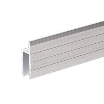 Adam Hall Aluminium h-profiel 7mm