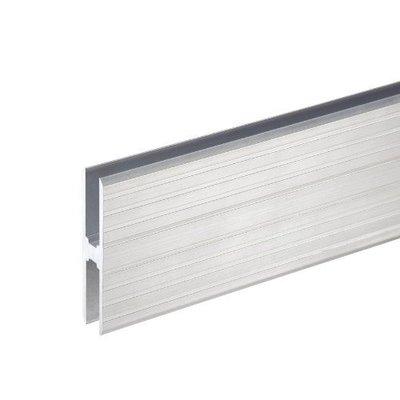 Adam Hall Aluminium H-profiel heavy duty 10mm