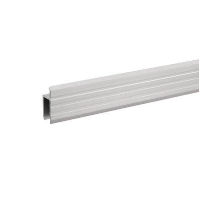 Adam Hall Aluminium H-profiel 9,5mm