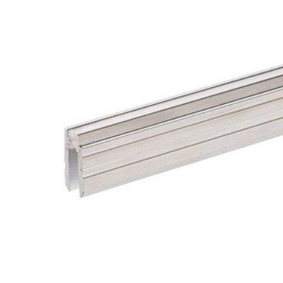 Adam Hall Aluminium omkeer sluitprofiel 4mm