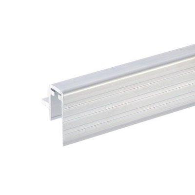 Adam Hall Aluminium U-profiel met zijstrip 10mm