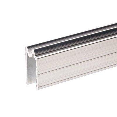 Adam Hall Aluminium omkeer sluitprofiel 10mm