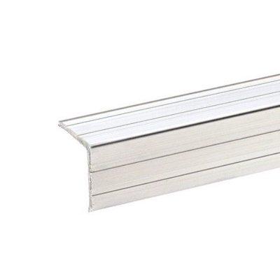 Adam Hall Aluminium hoekprofiel 20x20mm 1,5mm dik