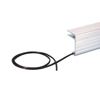 Adam Hall Rubber sealstrip voor diverse sluitprofielen