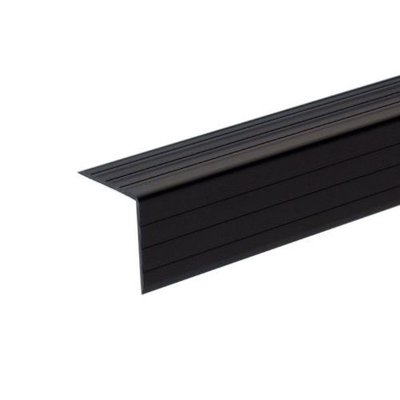 Adam Hall Plastic hoekprofiel 30x30mm 1,5mm dik