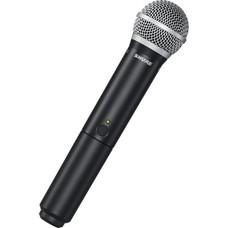 Shure BLX2-PG58 Draadloze handheld microfoon