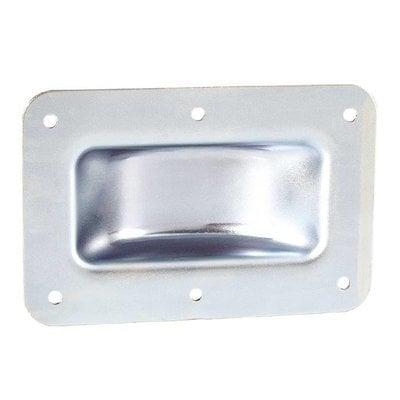 Adam Hall 38083 Wielschotel zilver
