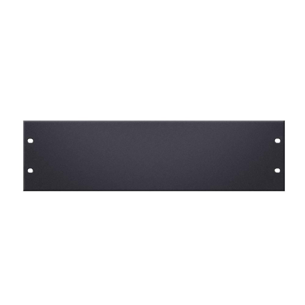 Image of Adam Hall 19 inch blindplaat 3 HE aluminium