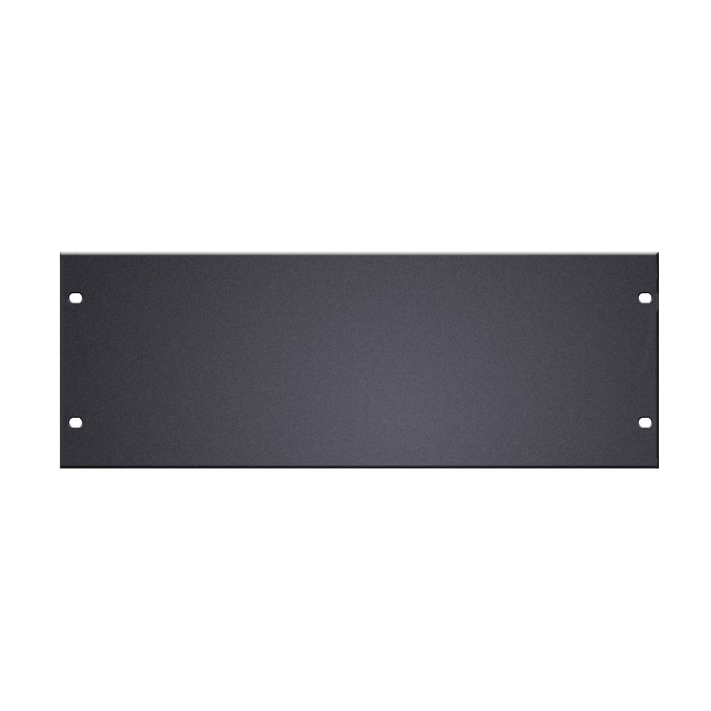 Image of Adam Hall 19 inch blindplaat 4 HE aluminium