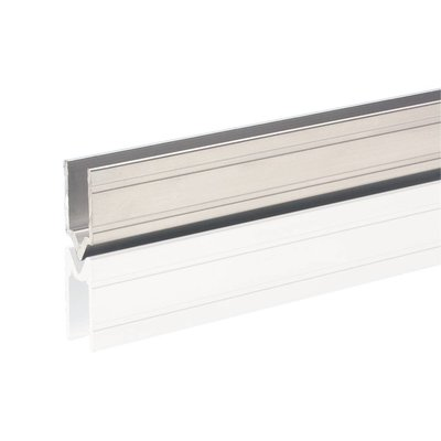 Adam Hall Aluminium 9,6mm sluitprofiel man