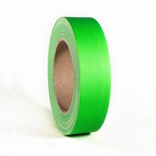 Adam Hall Gaffa tape neon 38mm 25m groen