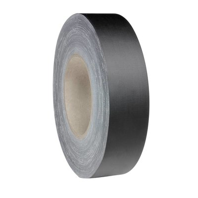 Adam Hall Gaffa tape 38mm 50m zwart