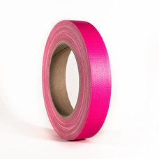 Adam Hall Gaffa tape neon 19mm 25m roze