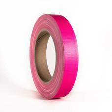 Adam Hall Gaffa tape neon 19mm 25m roze