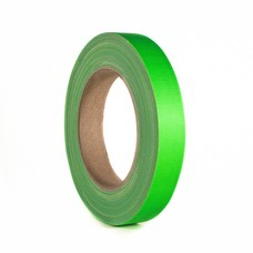 Adam Hall Gaffa tape neon 19mm 25m groen