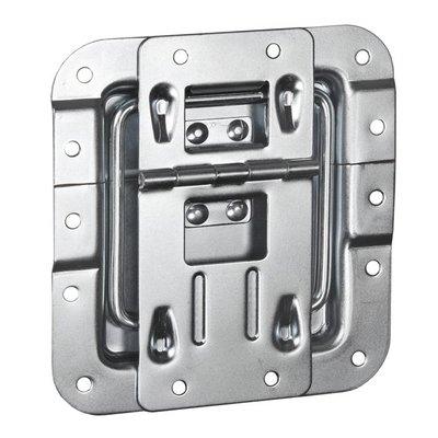 Adam Hall 270736 Medium inbouw stopscharnier met verzet