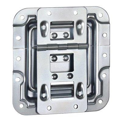 Adam Hall 270755 Medium inbouw stopscharnier met verzet en revet bescherming