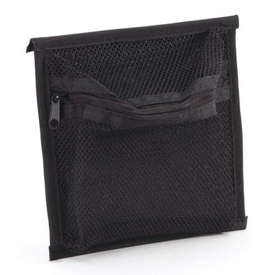 Adam Hall 2808 Flightcase net bag case insert met klittenband